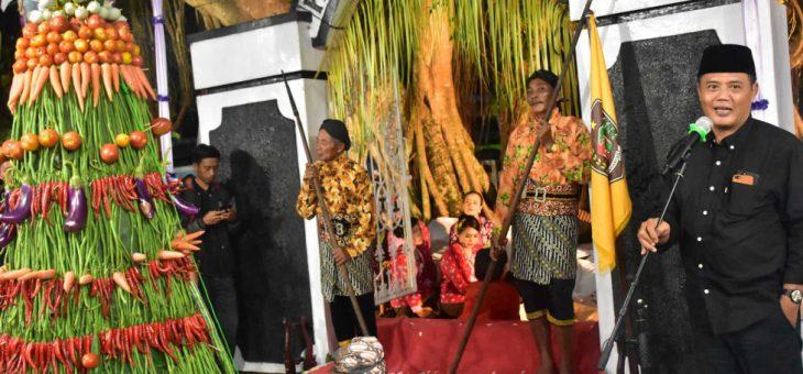 Peringatan Perjanjian Giyanti Oleh Masyarakat Desa Jantiharjo, Karanganyar