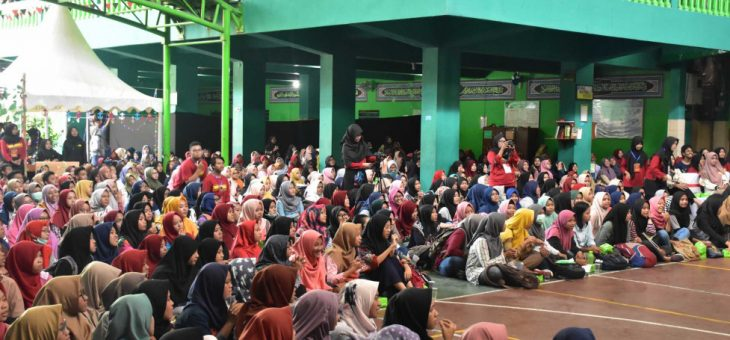 IMAKA UNS Gelar Try Out, Ribuan Siswa Banjiri SMA Muhammadiyah 1 Karanganyar