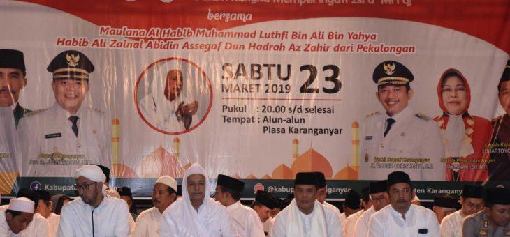 Habib Luthi Ajak Masyarakat Untuk Tidak Mudah Terpecah Belah