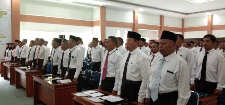 145 Cakades Terpilih di Kabupaten Karanganyar Jalani Orientasi Tugas