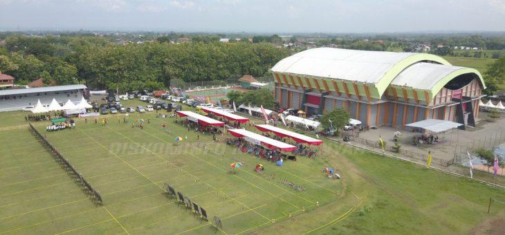 Lomba Panahan Dalam Rangka HUT DPRD Karanganyar Ke-68