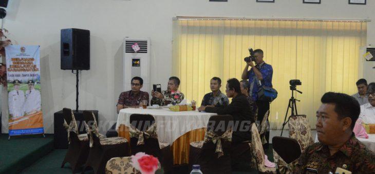 Kunjungan Kerja Pemerintah Kota Tegal Ke Kabupaten Karanganyar
