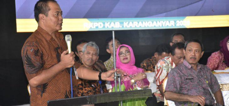 Musrenbang RKPD Tahun 2020