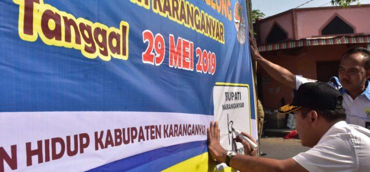 Penutupan Dan Pemindahan TPS Untuk Wujudkan Karanganyar Bebas Sampah