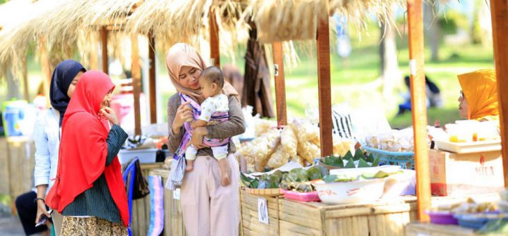 Destinasi Wisata Kuliner Klasik Pasar Jadoel Tradisional di Matesih, Karanganyar