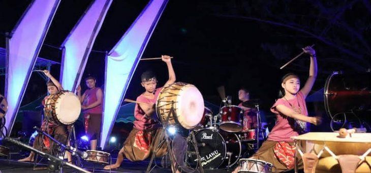 Lawu Percussion : Bermula dari Lomba 17an Agustus Hingga  Event Nasional