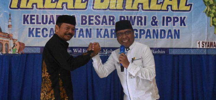PWRI Karangpandan dan IPPK Diminta Selalu Guyub Rukun