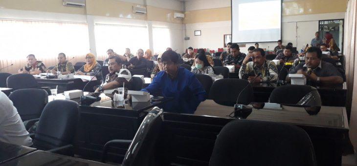 Kunker Pansus 37 DPRD Kabupaten Bekasi