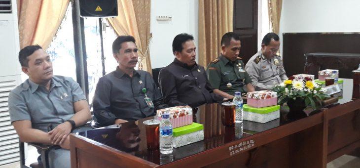 Rapat Paripurna Penetapan Persetujuan Terhadap Raperda Tentang Perubahan APBD TA 2019