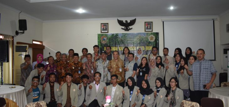 Penarikan Mahasiswa KKN UGM Yogyakarta