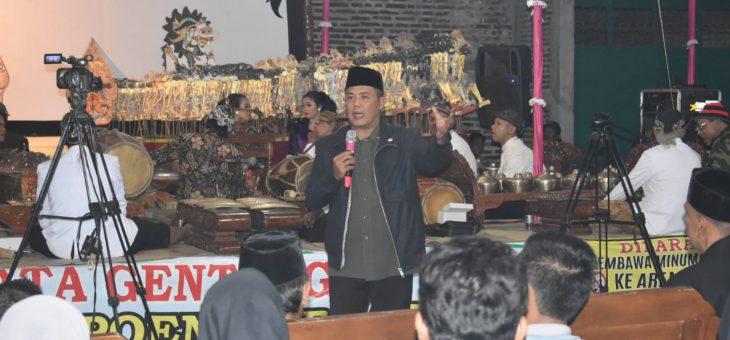 Bupati Tutup Bazar WKO, Perputaran Uang Capai Rp 15 Juta Perhari