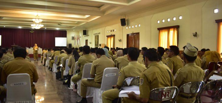 Sosialisasi Produk Hukum Daerah Tentang Pemerintahan Desa