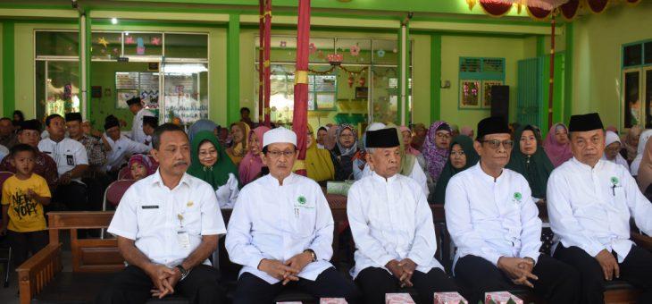 Ruang Kelas TPQ, Play Group, RA, dan IPHI Mart Diresmikan Oleh Sekretaris Daerah Karanganyar Drs. Sutarno