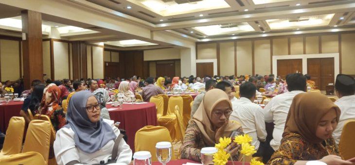 Rakor program pembangunan dan pemberdayaan masy desa (P3MD) prov. Jateng Memantapkan strategi guna mempercepat pembangunan desa di Jateng