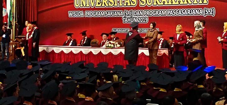 758 Mahasiswa Unsa diWisuda