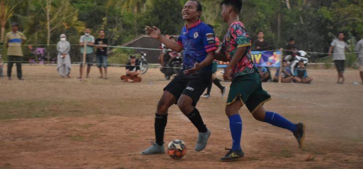 Turnamen Sepak Bola Mini di Doplang Luar Biasa dan Menyedot Perhatian Publik