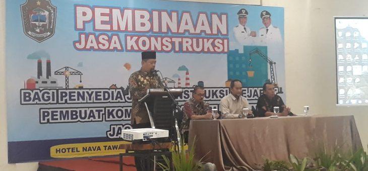 Pembinaan Jasa Kontruksi Kabupaten Karanganyar