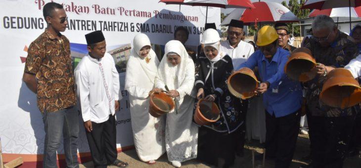 Menteri Ketenagakerjaan RI Turun Langsung Resmikan BLK Daarul Qur'an