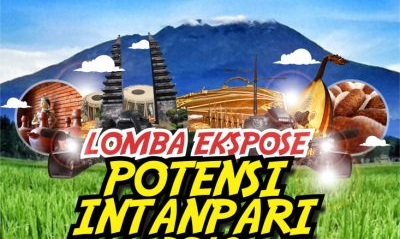 Pengumuman Lomba Ekspose Potensi Intanpari 2019