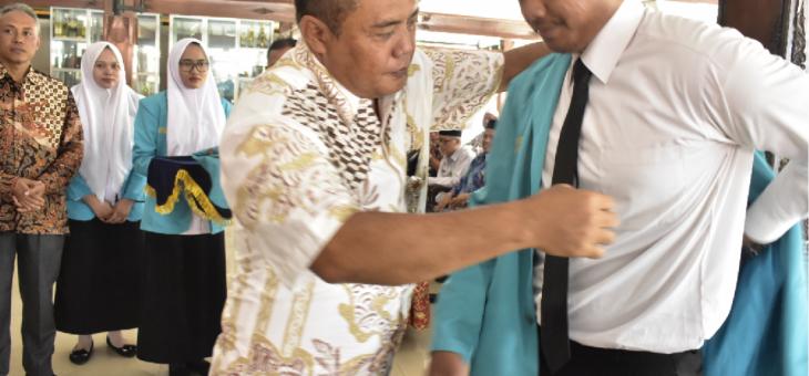 Pemberangkatan 223 Mahasiswa KKN FKIP UMS