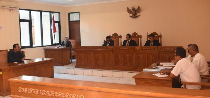 Tiga Sidang Sengketa Informasi Publik Berlangsung di Komisi Informasi Provinsi Jawa Tengah
