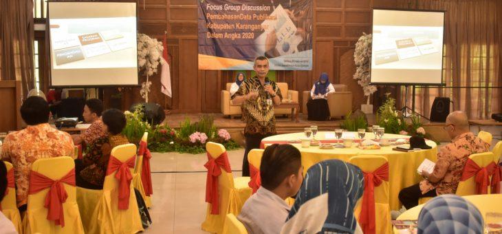 Menuju Satu Data Indonesia Bersama Pemerintahan Kabupaten Karanganyar