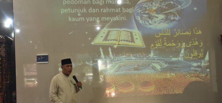 Pengajian Ahad Pagi Di Masjid Al Ma'mur Desa Blulukan Colomadu