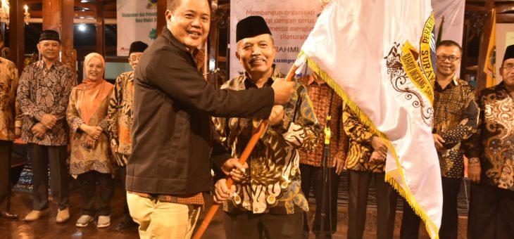 Pelantikan Pengurus Perkumpulan Warga Karanganyar Surakarta (PWKS) Periode 2020-2023