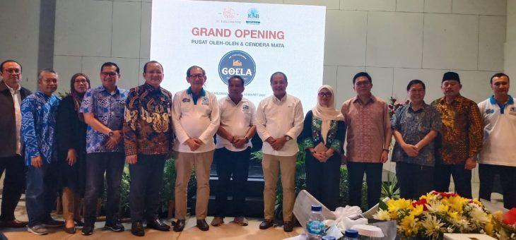 """Grand Opening Pusat Oleh Oleh&Cinderamata """"Toko GOELA"""" Siap Dukung dan Bantu UMKM Karanganyar"""