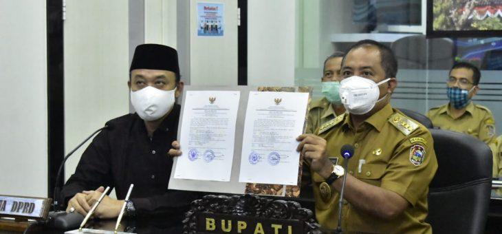 Kabupaten Karanganyar Kembali Meraih Predikat WTP dari BPK