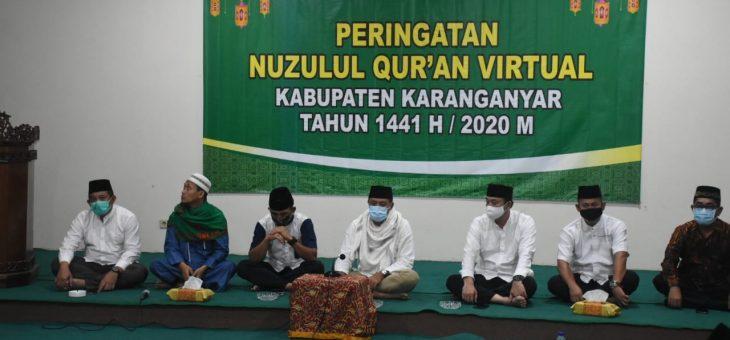 Generasi Pecinta Al Qur'an Akan Menjadi Benteng Kabupaten Karanganyar