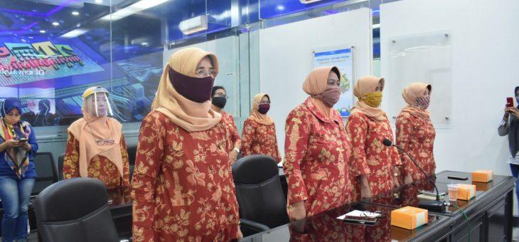 Halal Bi Halal Virtual Keluarga Besar Dharma Wanita Persatuan Propinsi Jateng