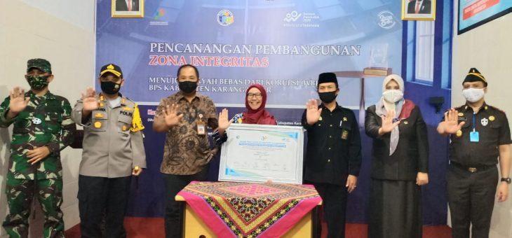 Bangun Zona Integritas, Upaya BPS Bersih dari KKN
