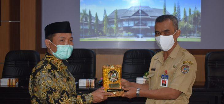 Kunjungan Kerja Komisi II DPRD Kabupaten Tuban Ke Kabupaten Karanganyar