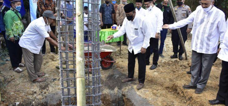 Bupati Juliyatmono Berharap Madrasah Ini Menjadi Investasi Masa Depan