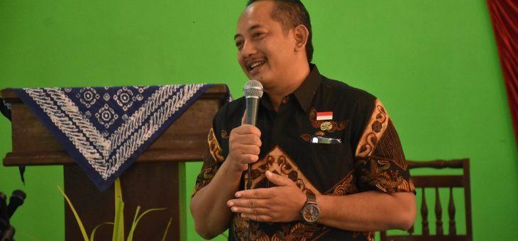 Wakil Bupati Karanganyar Berikan Pembinaan Kepada Karang Taruna Se-Kelurahan Delingan