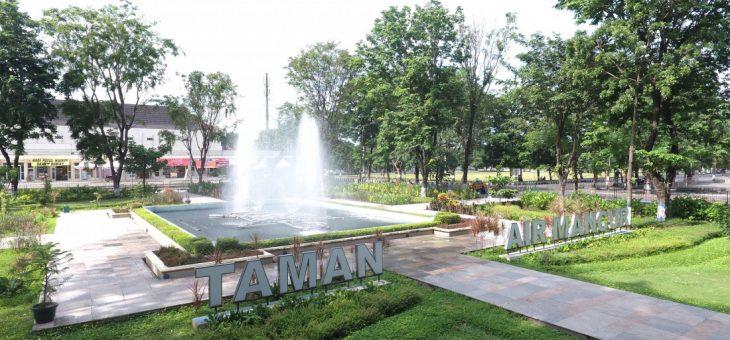 Taman Air Mancur Kabupaten Karanganyar