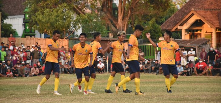 Pertandingan PERSIKA VS PSD Demak