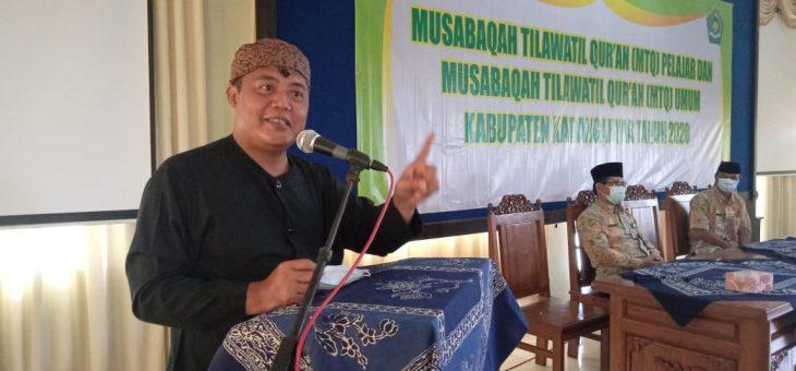 Cetak Generasi Penghafal Qur'an, Karanganyar Gelar Lomba MTQ