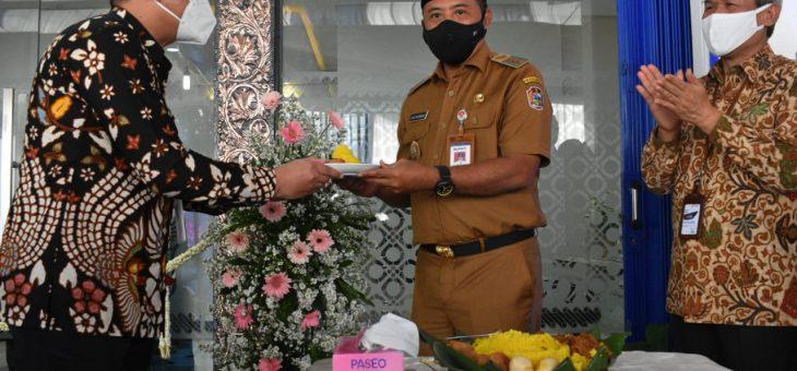Peresmian Bank Jateng Cabang Pembantu Karangpandan