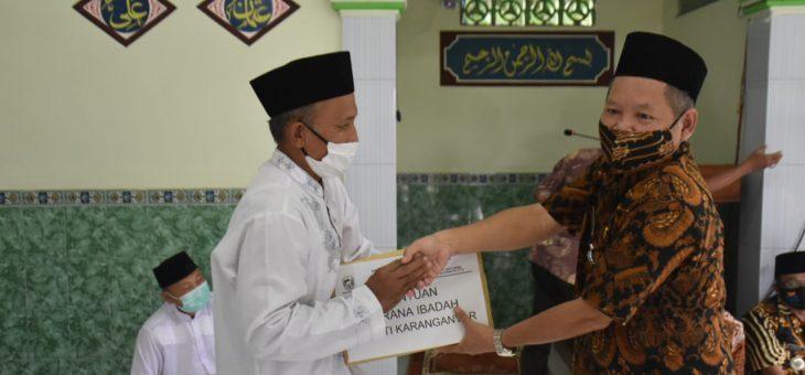 Ashar Keliling Perdana Di Al Hidayah, Sambiroto, Pandeyan Tasikmadu