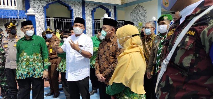 Peresmian Pembangunan Di MI Muhammadiyah Karanganyar