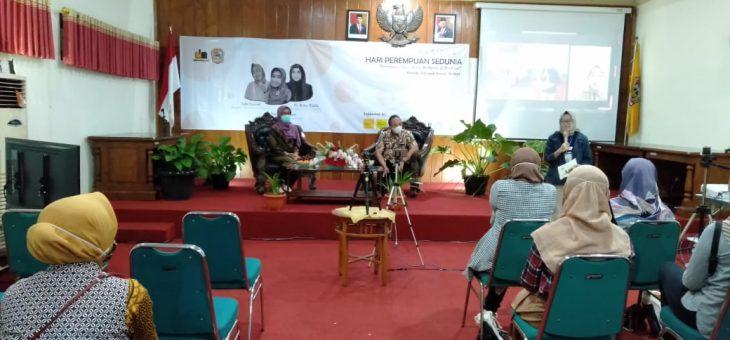 Seminar Nasional Hari Perempuan Sedunia