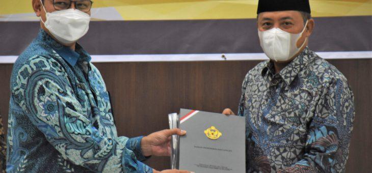 Kabupaten  Karanganyar Sabet Pengahargaan LHP LKPD Wajar Tanpa Pengecualian 7 Tahun Berturut